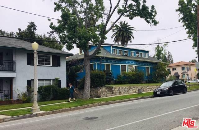 731 S Marengo Avenue, Pasadena, CA 91106 (MLS #19492928) :: Hacienda Group Inc