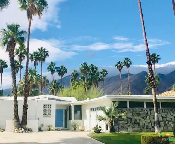 219 E Canyon Vista Drive, Palm Springs, CA 92264 (MLS #19493848PS) :: Brad Schmett Real Estate Group