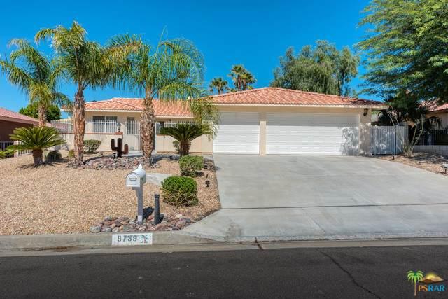 9739 Warwick Drive, Desert Hot Springs, CA 92240 (MLS #19494370PS) :: Hacienda Group Inc