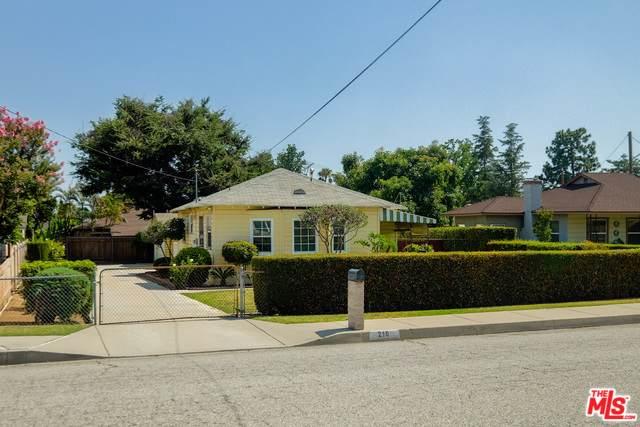 210 Los Angeles Avenue, Monrovia, CA 91016 (MLS #19494682) :: Hacienda Group Inc