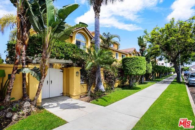 317 Garnet Street H, Redondo Beach, CA 90277 (MLS #19494872) :: Hacienda Group Inc