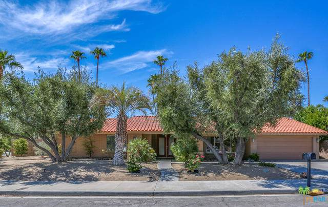 2497 E Santa Ynez Way, Palm Springs, CA 92264 (MLS #19495174PS) :: Brad Schmett Real Estate Group