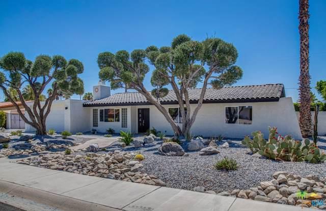 2841 E Vincentia Road, Palm Springs, CA 92262 (MLS #19495320PS) :: Mark Wise | Bennion Deville Homes