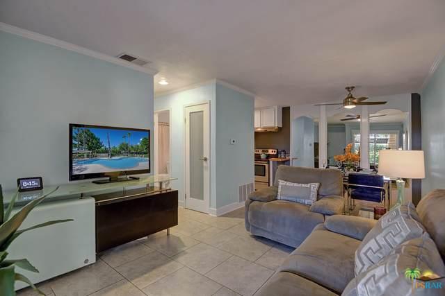 420 N Villa Court #109, Palm Springs, CA 92262 (MLS #19496060PS) :: Brad Schmett Real Estate Group
