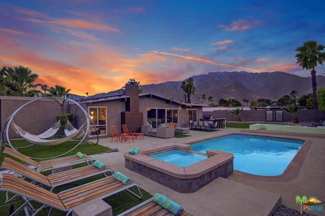980 E Garden Road, Palm Springs, CA 92262 (MLS #19496308PS) :: Brad Schmett Real Estate Group