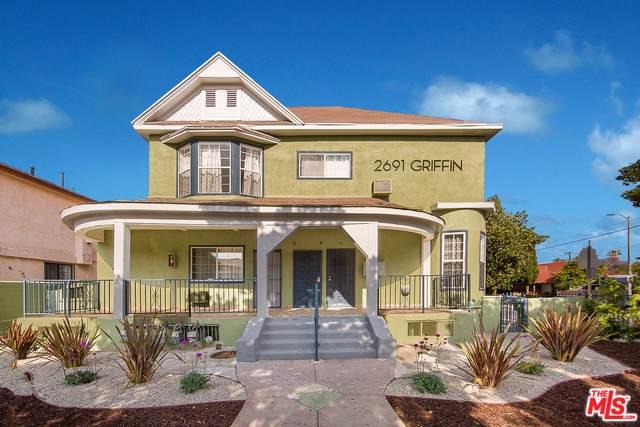 2691 Griffin Avenue, Los Angeles (City), CA 90031 (MLS #19496384) :: Hacienda Group Inc