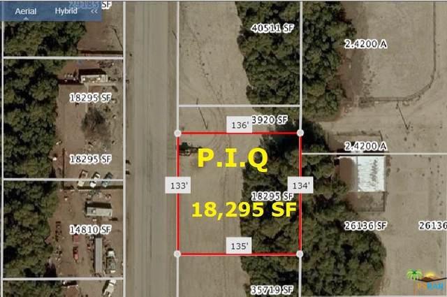 0 Circle B Drive, Desert Hot Springs, CA 92240 (MLS #19497246PS) :: Brad Schmett Real Estate Group