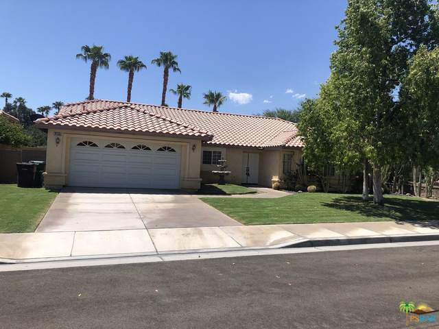 78545 Naples Drive, La Quinta, CA 92253 (MLS #19497804PS) :: Bennion Deville Homes
