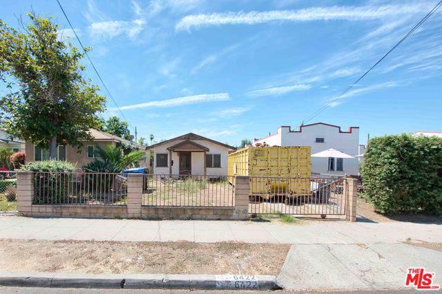 6422 Elgin Street, Los Angeles (City), CA 90042 (MLS #19498004) :: Hacienda Group Inc