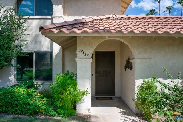 73147 Alice Marble Lane, Palm Desert, CA 92260 (MLS #19498722PS) :: Hacienda Group Inc