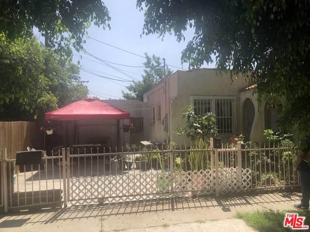 7316 Wadsworth Avenue, Los Angeles (City), CA 90001 (MLS #19498742) :: Hacienda Group Inc