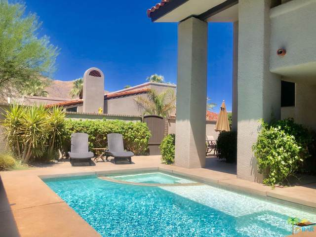 400 N Avenida Caballeros #14, Palm Springs, CA 92262 (MLS #19498744PS) :: Deirdre Coit and Associates