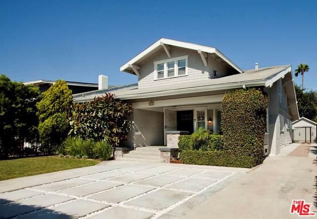 112 S Kingsley Drive, Los Angeles (City), CA 90004 (MLS #19499118) :: The John Jay Group - Bennion Deville Homes