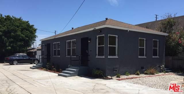 11322 S Grevillea Avenue, Inglewood, CA 90304 (MLS #19499566) :: Hacienda Group Inc
