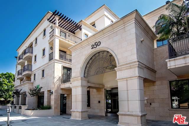250 S De Lacey Avenue 403A, Pasadena, CA 91105 (MLS #19499598) :: Hacienda Group Inc