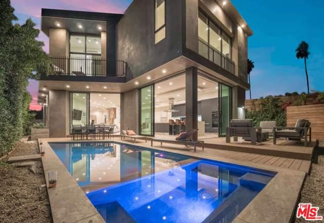 460 N Kings Road, Los Angeles (City), CA 90048 (MLS #19499814) :: Hacienda Group Inc