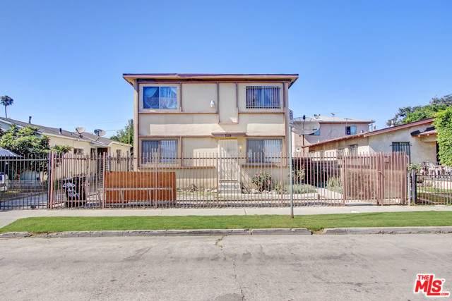 205 W 89th Street, Los Angeles (City), CA 90003 (MLS #19500008) :: Hacienda Group Inc