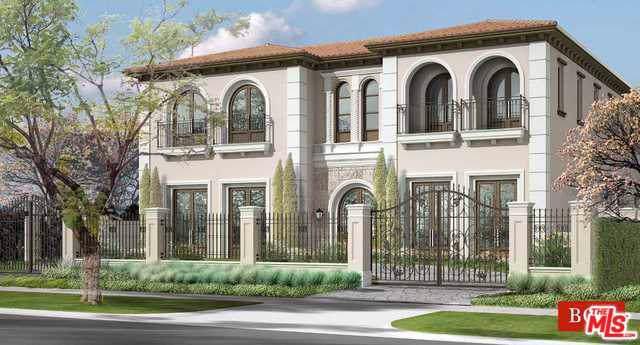 710 N Camden Drive, Beverly Hills, CA 90210 (MLS #19500032) :: The Jelmberg Team