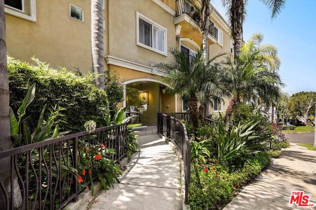 3401 S Bentley Avenue #203, Los Angeles (City), CA 90034 (MLS #19500078) :: The John Jay Group - Bennion Deville Homes