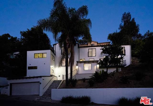 3236 Primera Avenue, Los Angeles (City), CA 90068 (MLS #19500246) :: Hacienda Group Inc