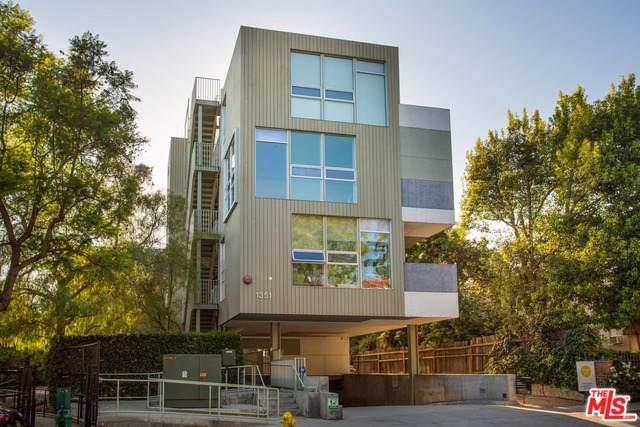 1351 Havenhurst Drive #302, West Hollywood, CA 90046 (MLS #19500448) :: The John Jay Group - Bennion Deville Homes
