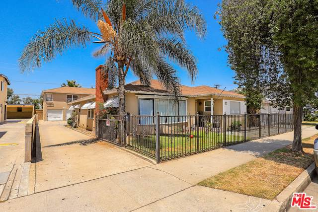 237 N 7th Street, Montebello, CA 90640 (MLS #19500588) :: Hacienda Group Inc