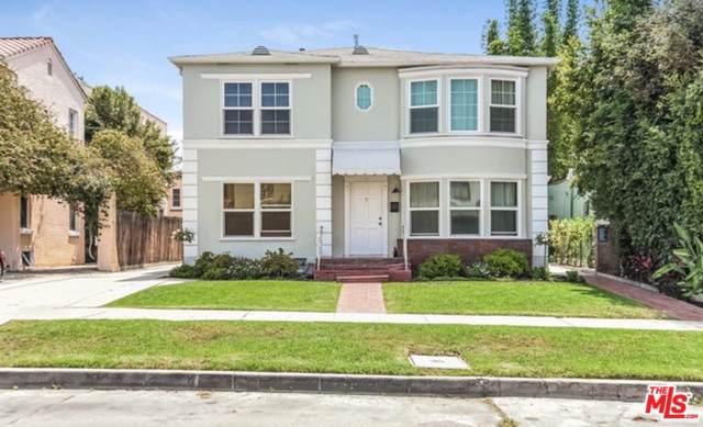 1074 S Cloverdale Avenue, Los Angeles (City), CA 90019 (MLS #19500602) :: Hacienda Group Inc
