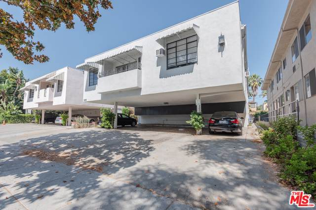628 N Orlando Avenue, West Hollywood, CA 90048 (MLS #19500850) :: The John Jay Group - Bennion Deville Homes