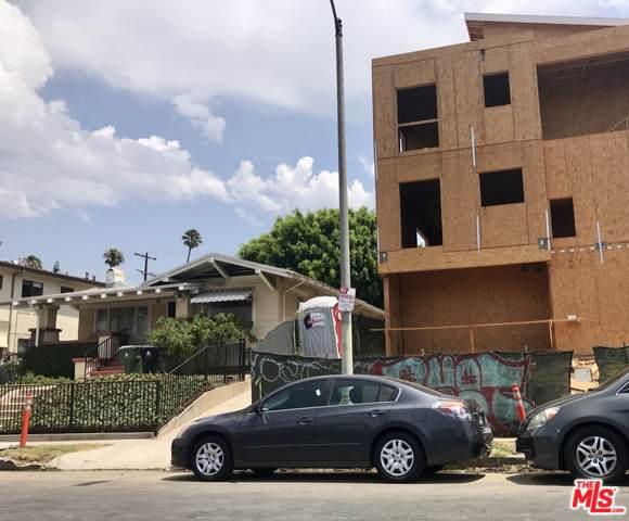 156 N Mariposa Avenue, Los Angeles (City), CA 90004 (MLS #19500868) :: The Sandi Phillips Team