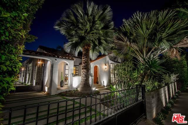 608 N Gardner, Los Angeles (City), CA 90036 (MLS #19500972) :: The John Jay Group - Bennion Deville Homes