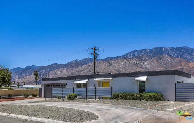 2101 N Viminal Road, Palm Springs, CA 92262 (MLS #19501110PS) :: The John Jay Group - Bennion Deville Homes