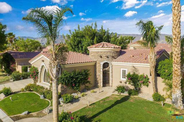 55735 Turnberry Way, La Quinta, CA 92253 (MLS #19501154PS) :: The Jelmberg Team