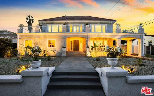 5115 West, Los Angeles (City), CA 90043 (MLS #19501164) :: Deirdre Coit and Associates