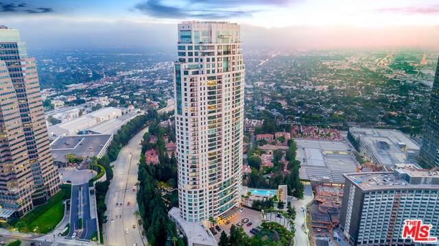 1 W Century Drive 27D, Los Angeles (City), CA 90067 (MLS #19501260) :: Hacienda Group Inc
