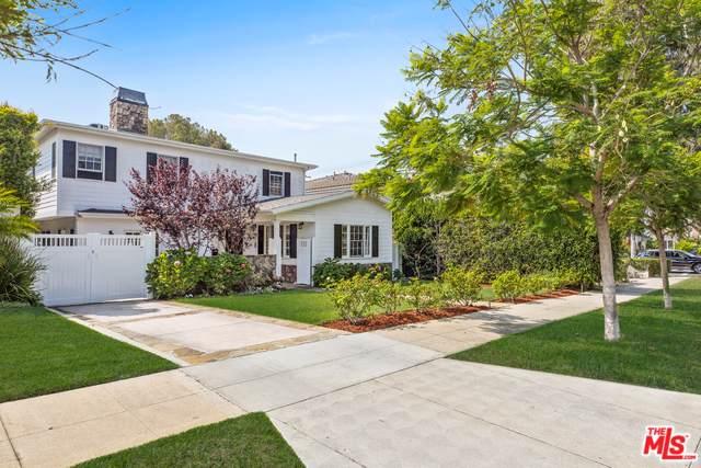 10346 Tennessee Avenue, Los Angeles (City), CA 90064 (MLS #19501288) :: Hacienda Group Inc