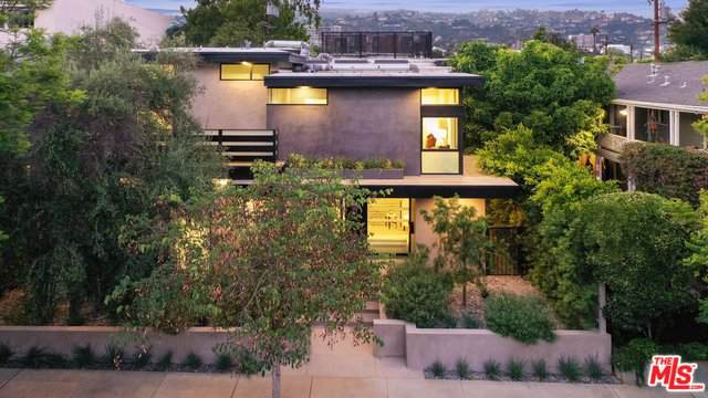9021 Rangely Avenue, West Hollywood, CA 90048 (MLS #19501484) :: The John Jay Group - Bennion Deville Homes