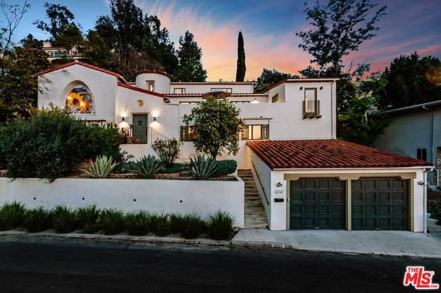 3232 Primera Avenue, Los Angeles (City), CA 90068 (MLS #19501580) :: Hacienda Group Inc