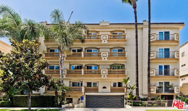 123 S Clark Drive #104, West Hollywood, CA 90048 (MLS #19501652) :: Hacienda Group Inc