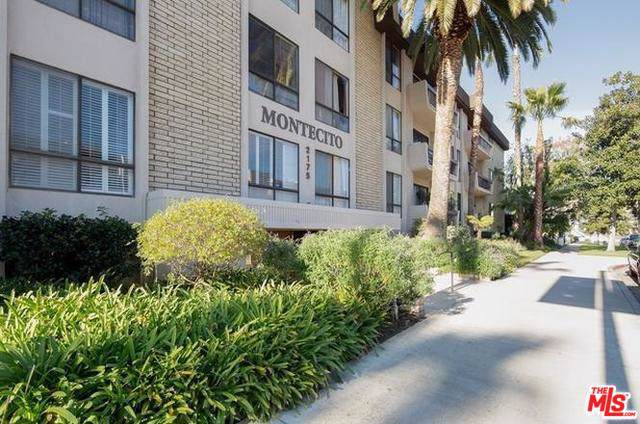 2175 S Beverly Glen #204, Los Angeles (City), CA 90025 (MLS #19501756) :: Hacienda Group Inc