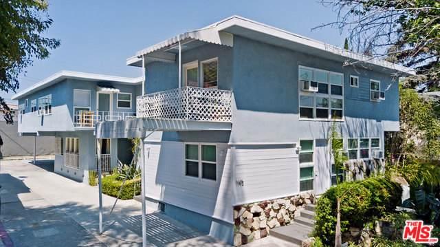 1145 S Corning Street, Los Angeles (City), CA 90035 (MLS #19501794) :: Hacienda Group Inc