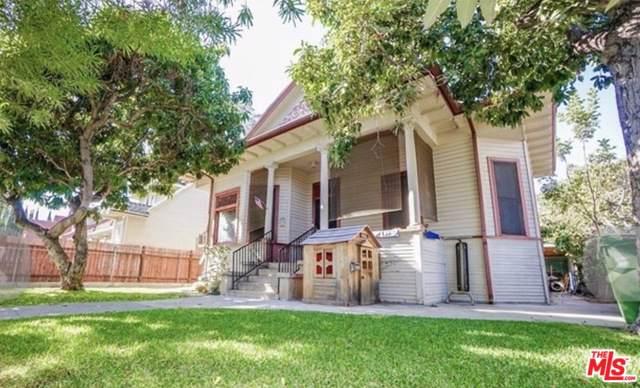 2115 Portland Street, Los Angeles (City), CA 90007 (MLS #19501994) :: Hacienda Group Inc