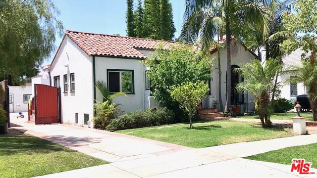 6420 Moore Drive, Los Angeles (City), CA 90048 (MLS #19502038) :: The John Jay Group - Bennion Deville Homes
