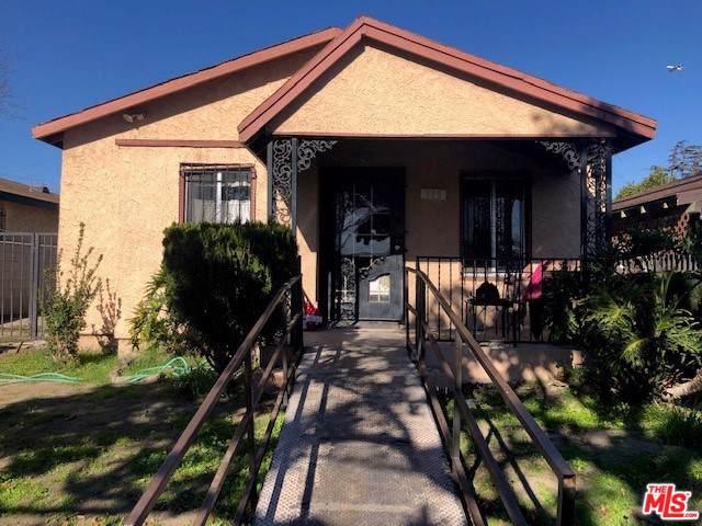 915 E 95th Street, Los Angeles (City), CA 90002 (MLS #19502096) :: The John Jay Group - Bennion Deville Homes