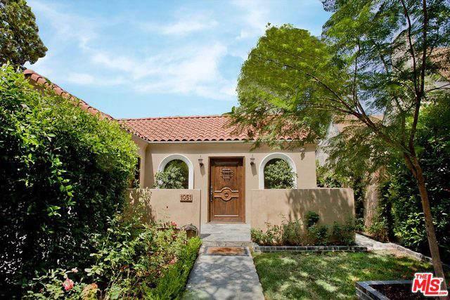 1049 S Stanley Avenue, Los Angeles (City), CA 90019 (MLS #19502254) :: Hacienda Group Inc
