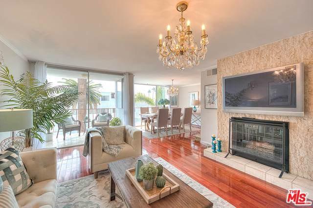 137 S Palm Drive #401, Beverly Hills, CA 90212 (MLS #19502350) :: Deirdre Coit and Associates