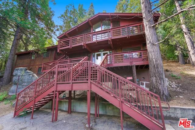 892 Strawberry Peak Lane, Twin Peaks, CA 92391 (MLS #19502408) :: The Sandi Phillips Team