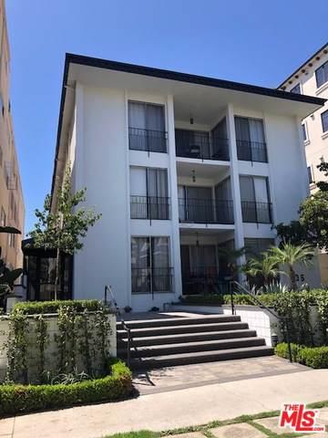 435 N Palm Drive #101, Beverly Hills, CA 90210 (MLS #19502442) :: Deirdre Coit and Associates