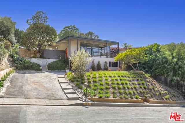 195 Sequoia Drive, Pasadena, CA 91105 (MLS #19502536) :: Hacienda Group Inc