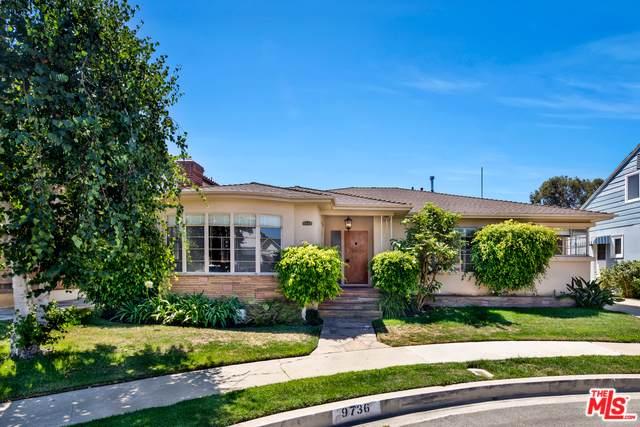 9736 Kirkside Road, Los Angeles (City), CA 90035 (MLS #19502608) :: The Jelmberg Team