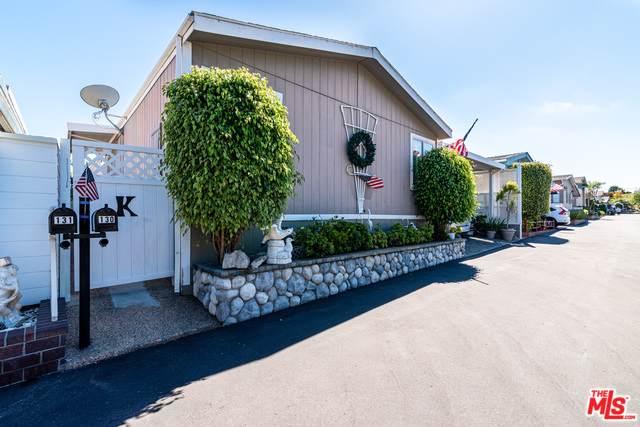 2275 W 25th Street #130, San Pedro, CA 90732 (MLS #19502748) :: Mark Wise | Bennion Deville Homes